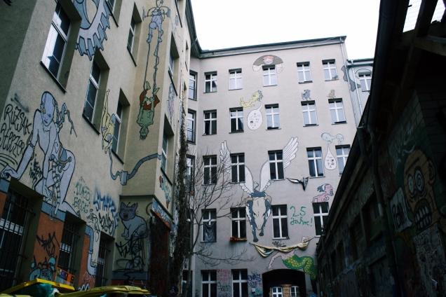 Around Torstrasse