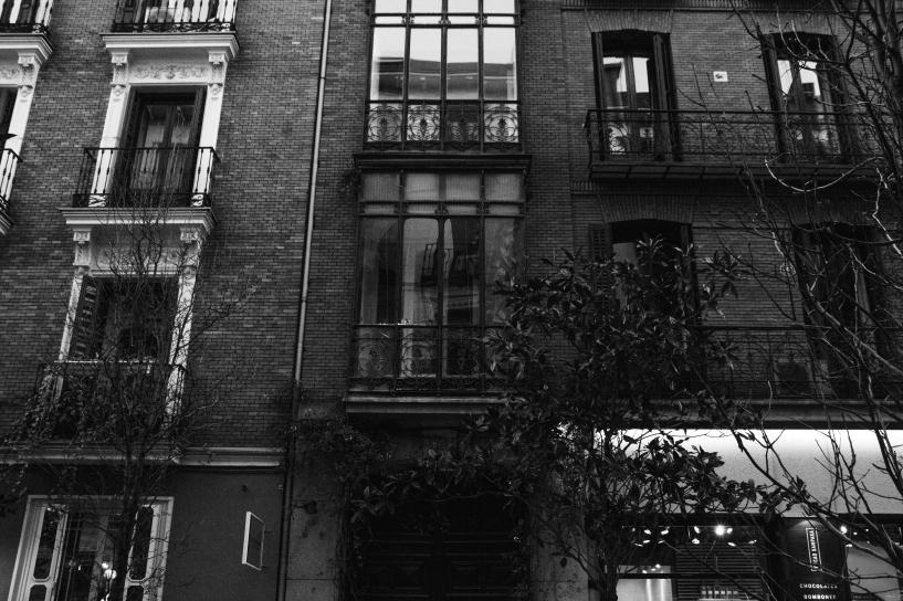 EDIFICIO - MADRID
