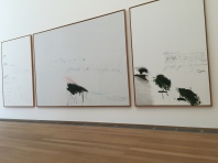 Cy Twombly, shitty photo